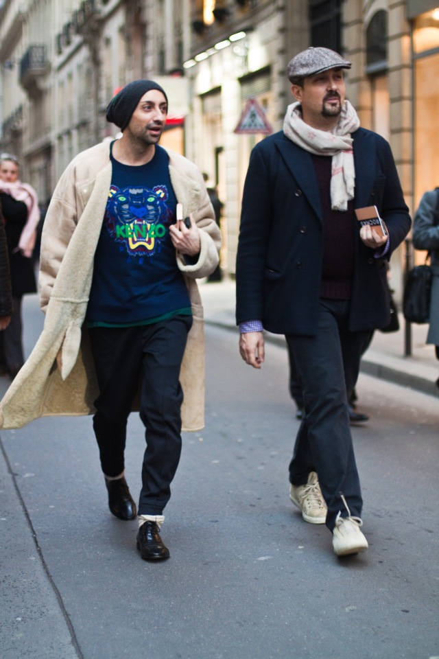Street Style Paris...